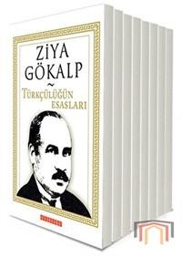Ziya Gökalp Seti - 8 Kitap Takım