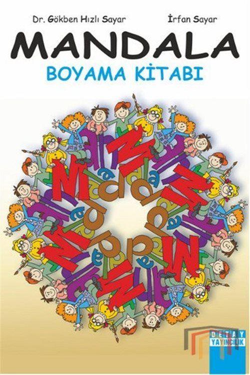 Mandala Boyama Kitabi Gokben Hizli Sayar 8 Indirimli