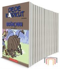 Bilgeoğuz Dede Korkut Çizgi Roman Seti - 16 Kitap Takım